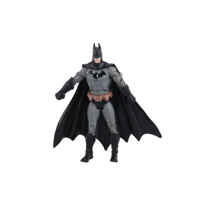 17cm Grey Batman with movable joints