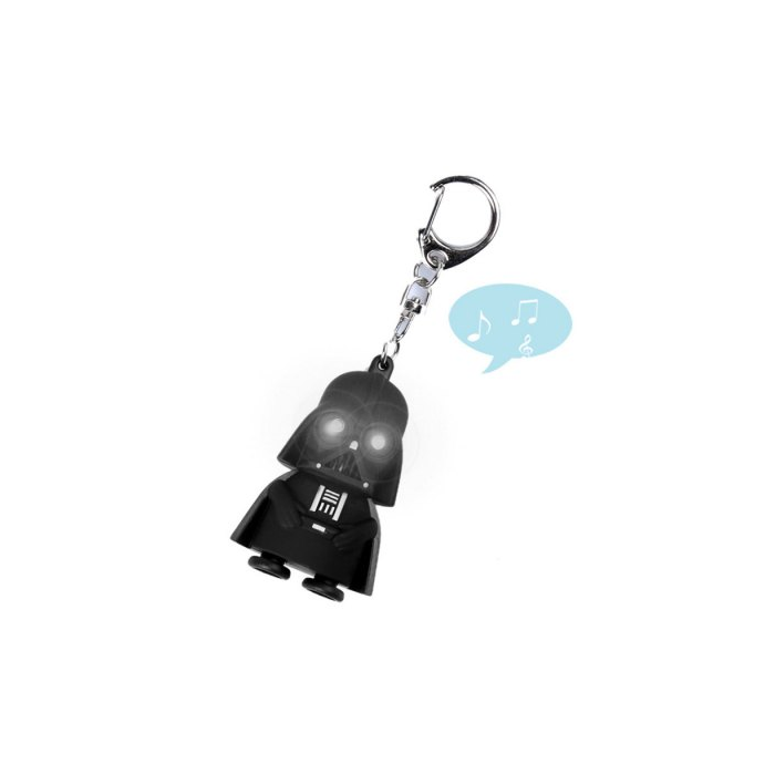 Darth Vader Key Ring Pendant  with sound and light